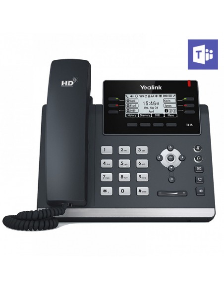 Yealink - T41S skype for business